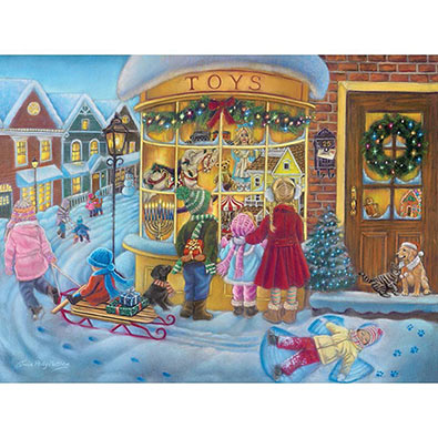 Season Of Love 300 Large Piece Jigsaw Puzzle
