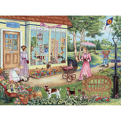 The Holly Hill Shop 300 Large Piece Jigsaw Puzzle