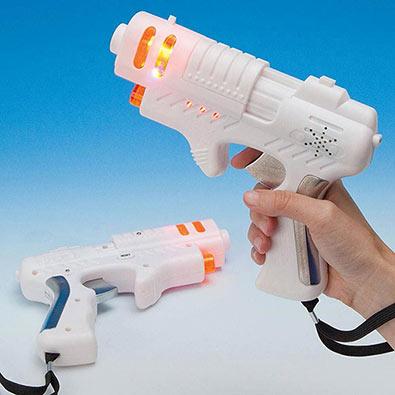 Shocking Laser Game