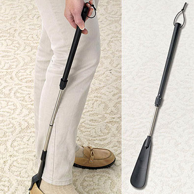 Telescoping Shoe Horn