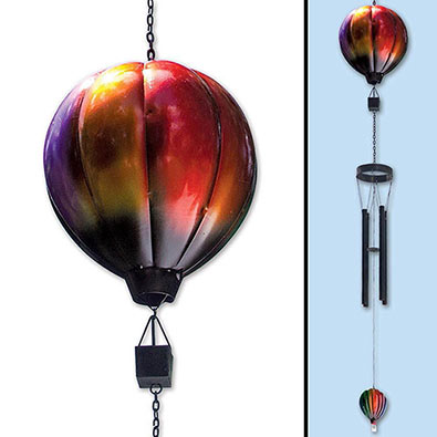 Hot Air Balloon Wind Chime