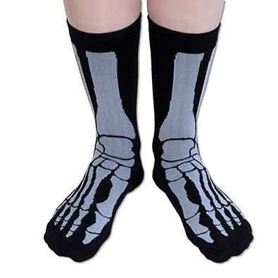 Skeleton Novelty Sock