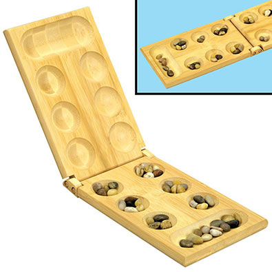 Beautiful Bamboo Mancala