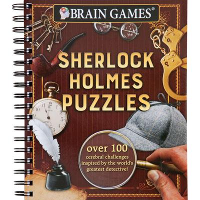 Sherlock Holmes Puzzle Book