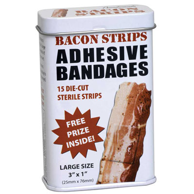 Bacon Strip Bandages