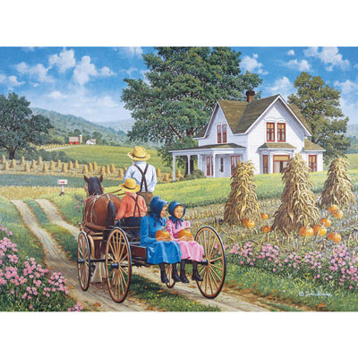 Perfect Pair 300 Large Piece Jigsaw Puzzle