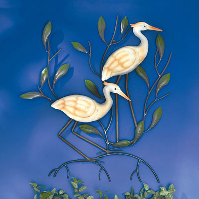 Heron Wall Art