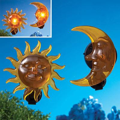 Solar Sun And Moon