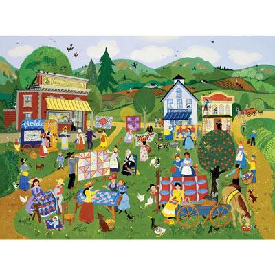 Quilt Festival 500 Piece Jigsaw Puzzle
