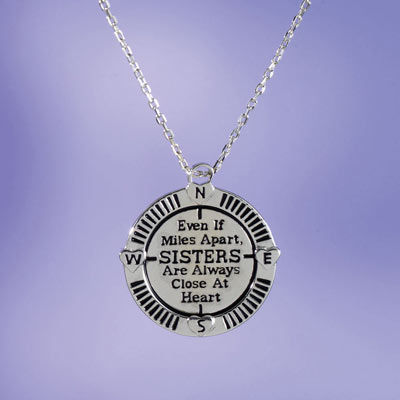 Forever Sisters Necklace