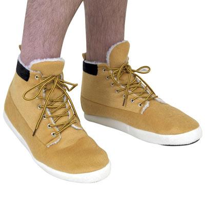 Workboot Slippers - Medium