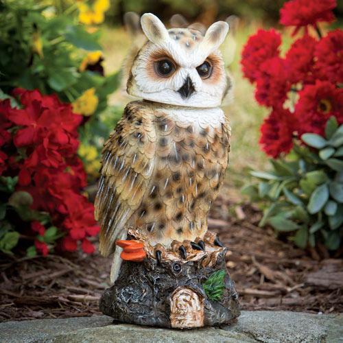 Owl Motion Sensor