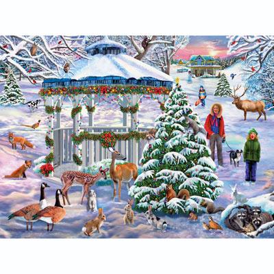 Holiday Gathering 1000 Piece Jigsaw Puzzle