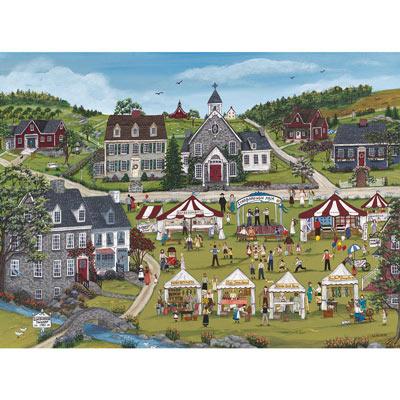 Scarborough Fair 2000 Piece Jigsaw Puzzle