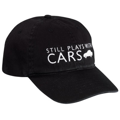 Still Plays With Cars - Cap