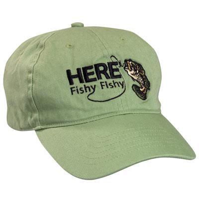 Here Fishy Fishy - Cap
