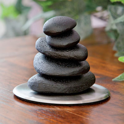 Magnetic Rock Cairn