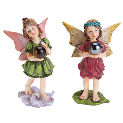 Set of 2: Wishball Fairies
