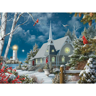 Guiding Lights 1000 Piece Jigsaw Puzzle