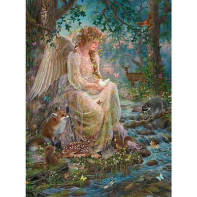 Mother Nature Glitter 1000 piece Jigsaw Puzzle