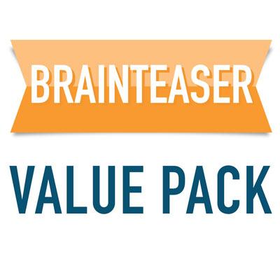 Brainteaser Value Pack