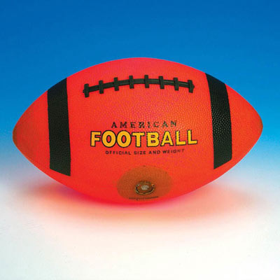 Light Up Rugby Ball