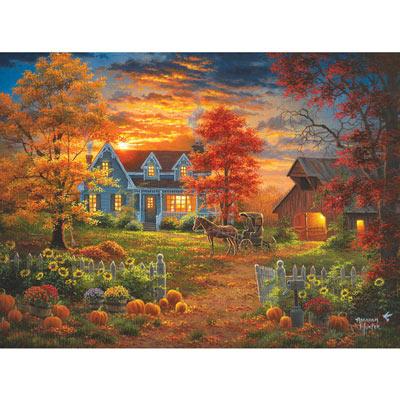 Autumn Lights 1000 Piece Jigsaw Puzzle