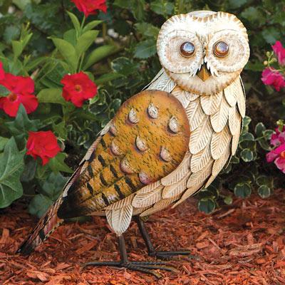 Wise Owl Sculpture