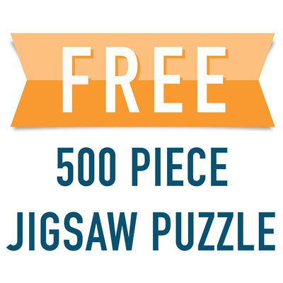 Free 500 Piece Jigsaw Puzzle