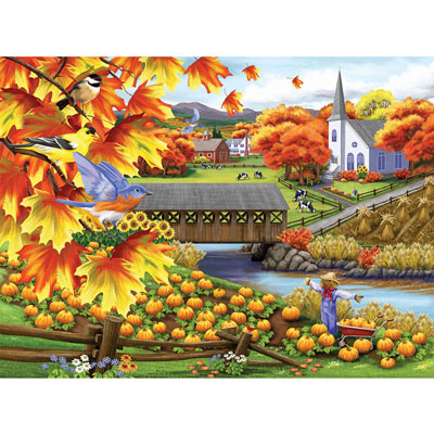 Harvest Of Beauty 1000 Piece Jigsaw Puzzle