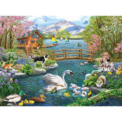 Spring Celebration 1000 Piece Jigsaw Puzzle