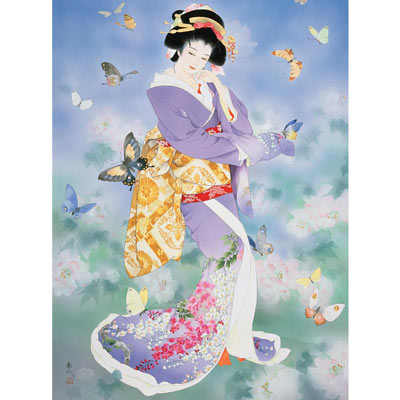 Chou No Mai 300 Large Piece Jigsaw Puzzle