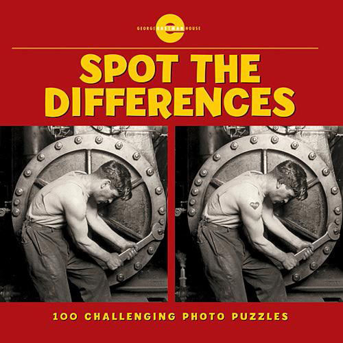 Spot The Differences Book