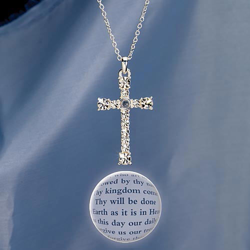 Secret Prayer Necklace