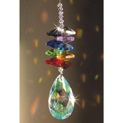 Crystal Rainbow Maker Suncatcher