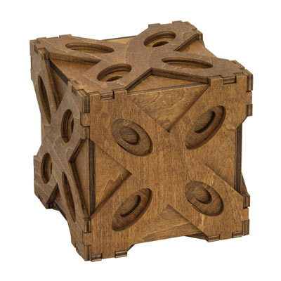 Butterfly Moving Puzzle Box