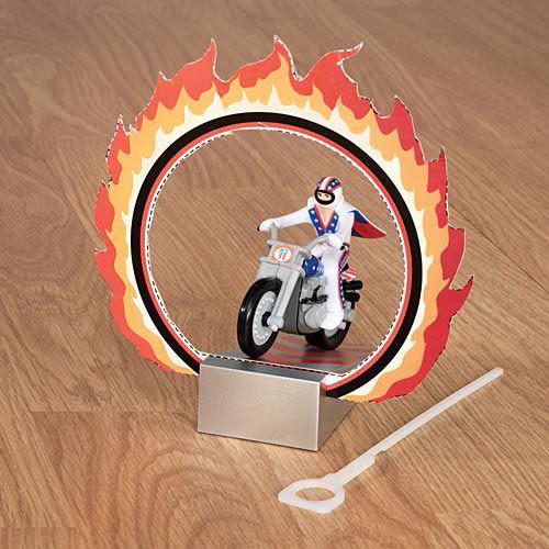 Evel Knievel Stunt Racer