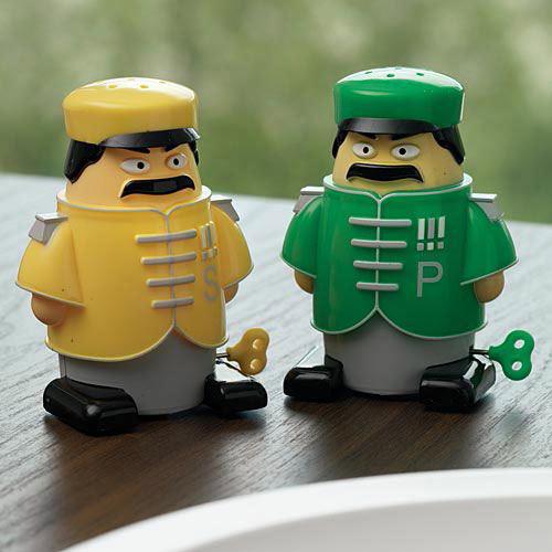Wind Up Sergeant Salt And Sergeant Pepper