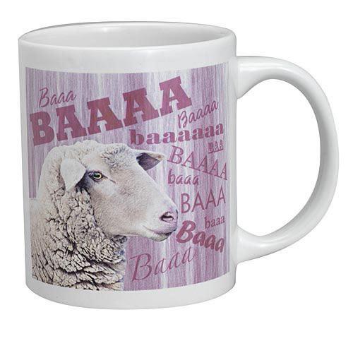 Sheep Sound Mug