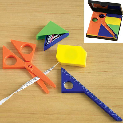 Tangram Stationery Tool Set