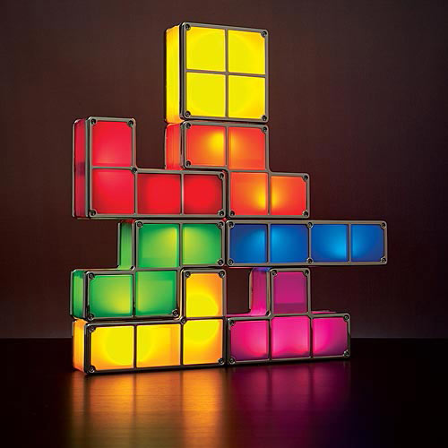Tetris Light Puzzle