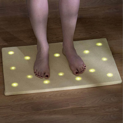 Light-Up Mat