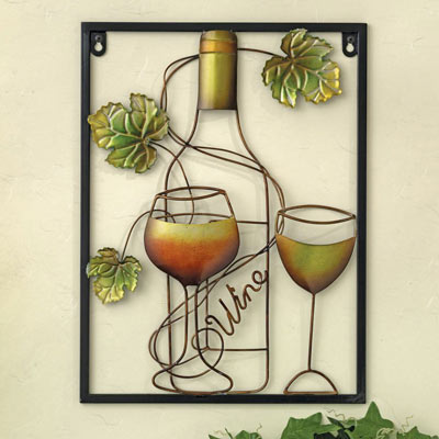 Cheers for Wine Wall Art