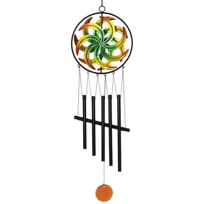 Spinner Hanging Wind Chimes