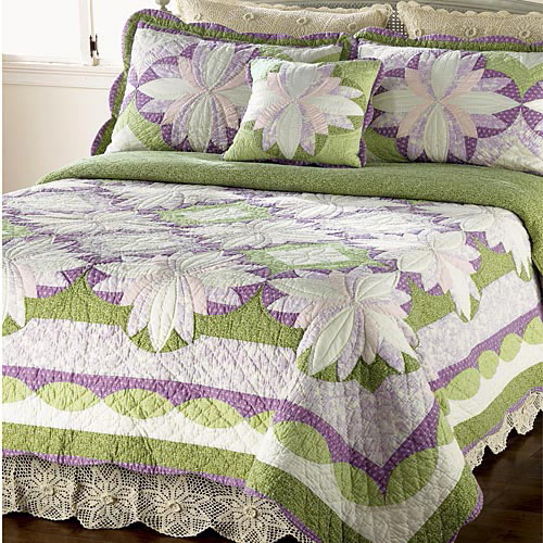 Marian's Garden Bedding - Accent Pillow