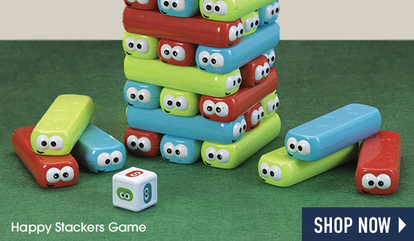 Happy Stackers Game