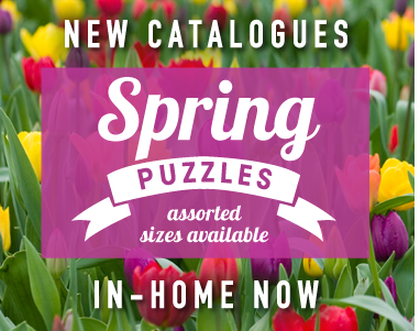 New Spring Jigsaw Puzzles
