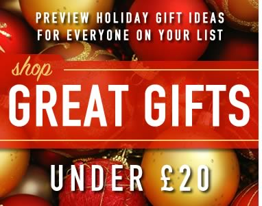 Great Gifts Under 20