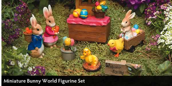 Miniature Bunny World