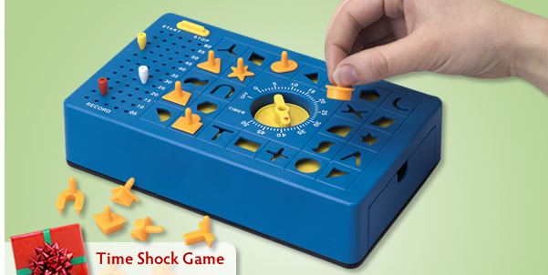 Time Shock Game